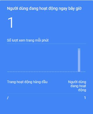 Cài đặt Googe Analytics bằng Google Tagmanager