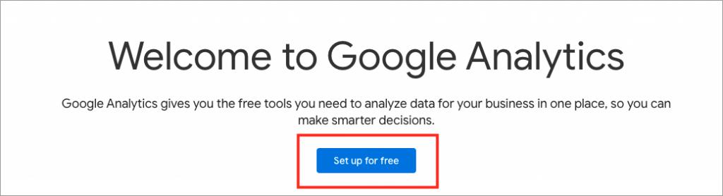 Hướng dẫn Google Analytics