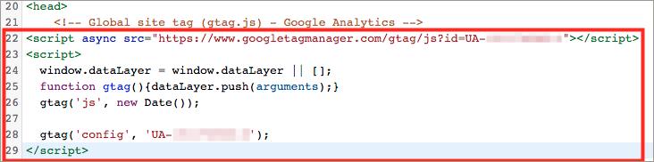 Hướng dẫn cài đặt Google Analytics
